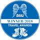 Angels and Urchins Travel Awards 2017