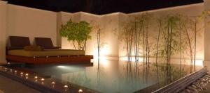 Huvafen pool
