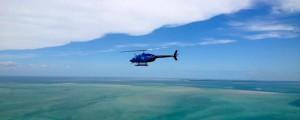 Azura Quilalea Helicopter