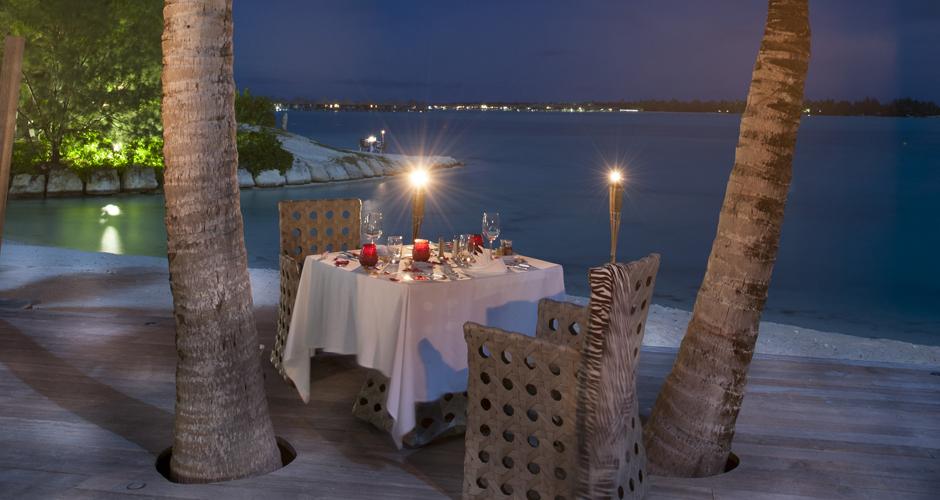 St Regis Royal Estate Dinner - Turquoise Holidays