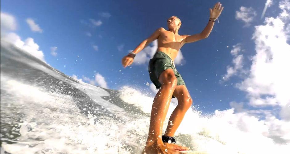 Finsurfing - licence