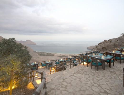 Sens eon the edge at Zighy Bay