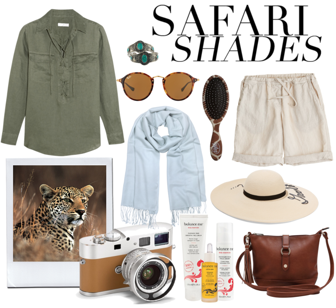 safari style what to wear on safari south africa