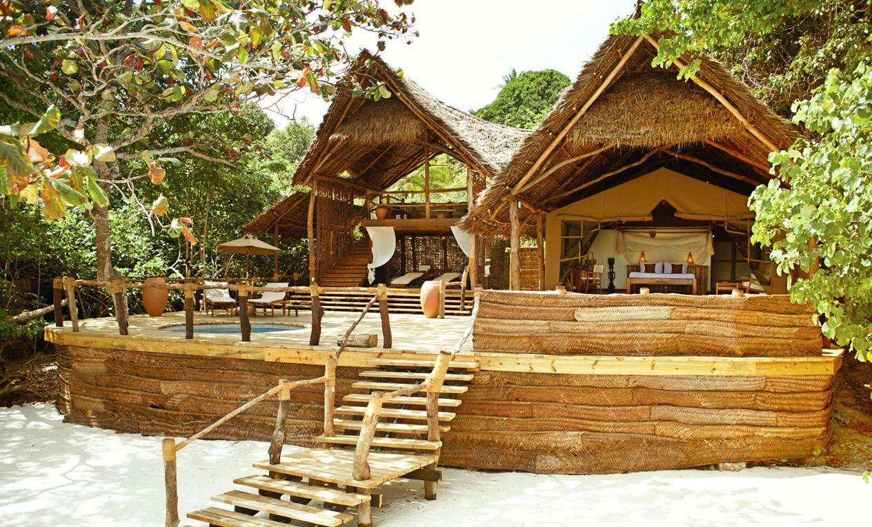 fundu lagoon safari beach holidays