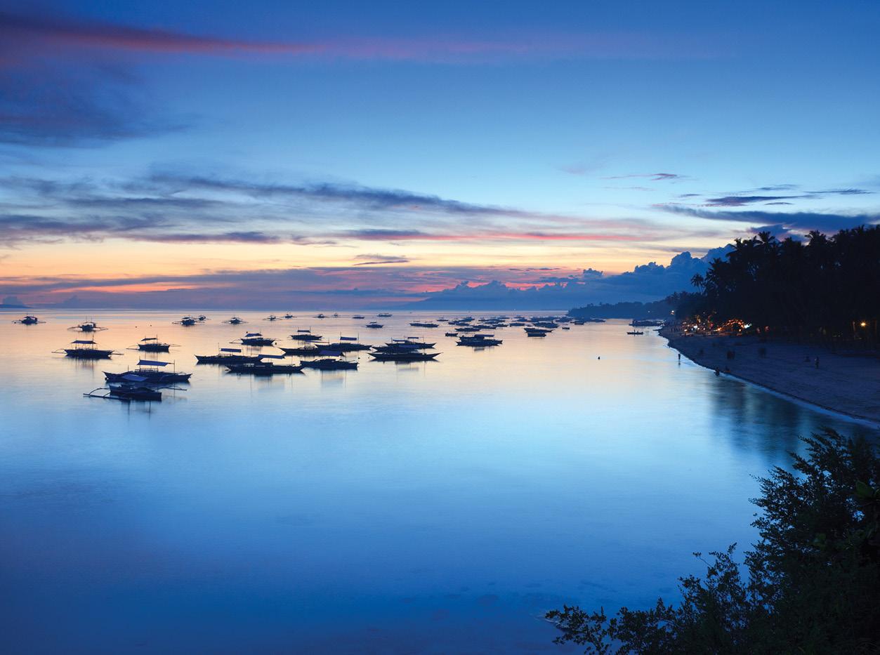 AMORITA Alona Beach Sunset holiday in the philipinnes