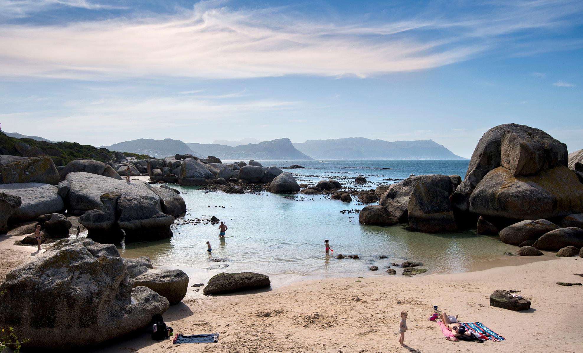 Cape Town hidden gem boulders beach