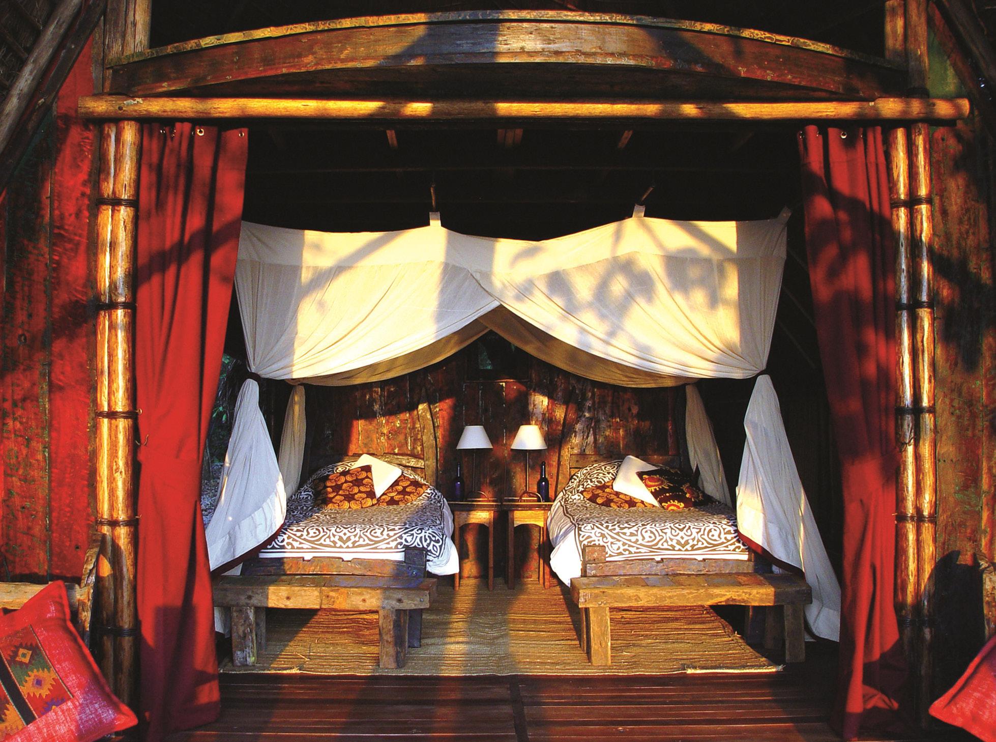 Greystoke Mahale Western Tanzania tented room wifi free family holiday