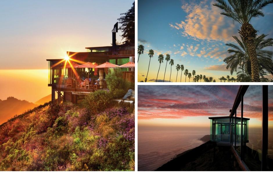 california road trip honeymoon