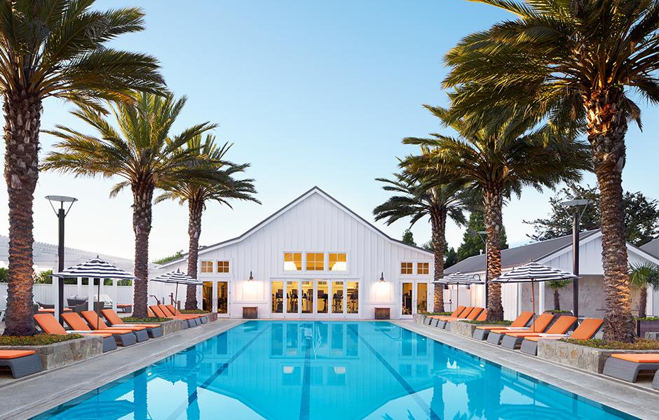 carneros-inn-pool-family-road-trip-california