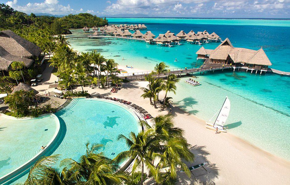 Conrad Bora Bora Nui Pool