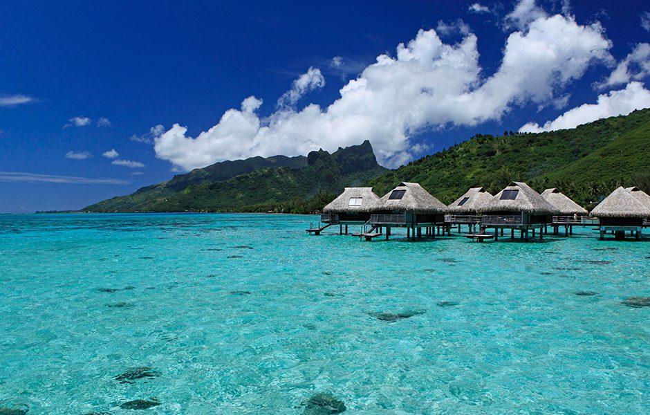 Hilton Moorea Overwater Bungalow