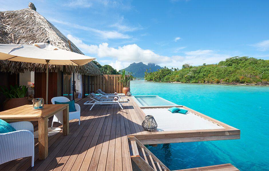 Conrad Bora Bora Nui Overwater Villa