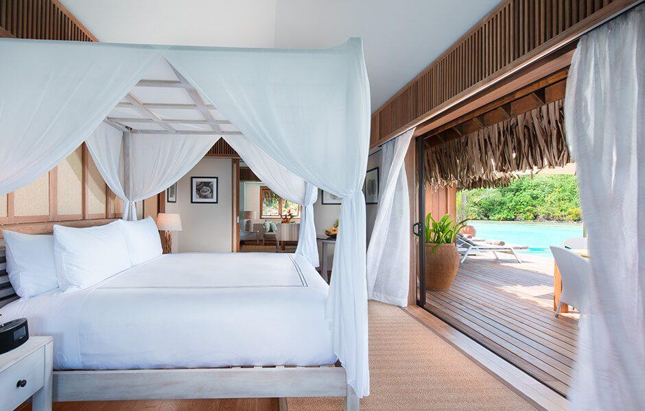 Conrad Bora Bora - Overwater Bungalow