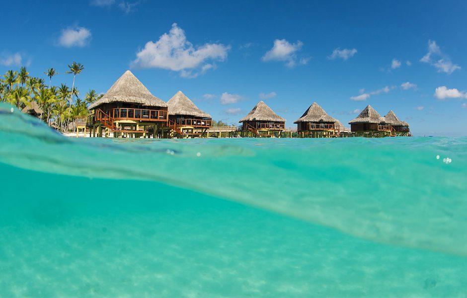 Hotel Kia Ora - Overwater Bungalow
