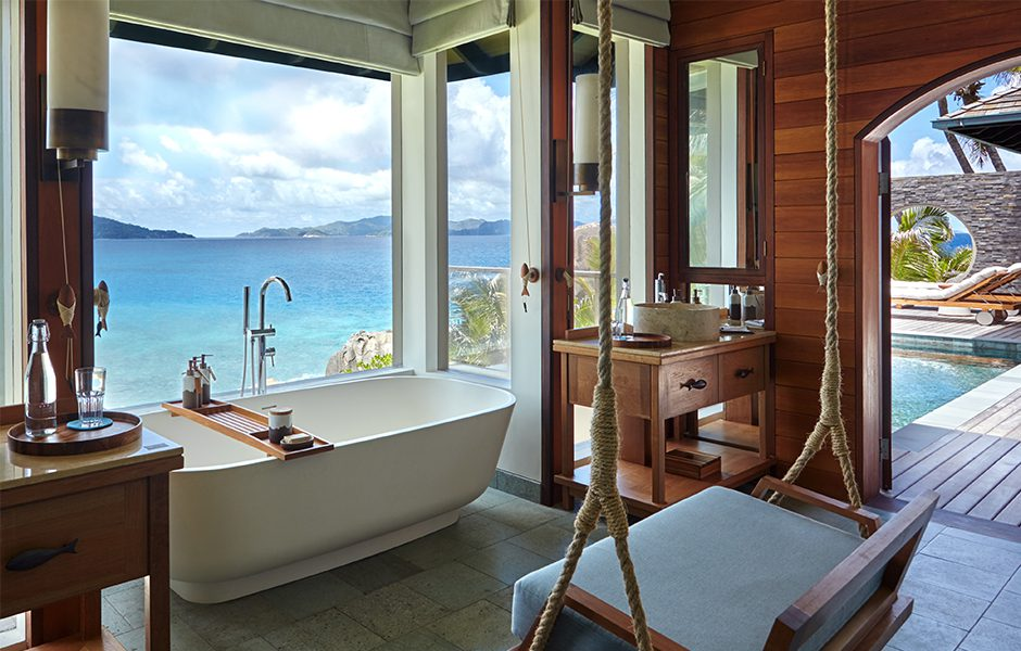 Six Senses Zil Pasyon- Bathroom