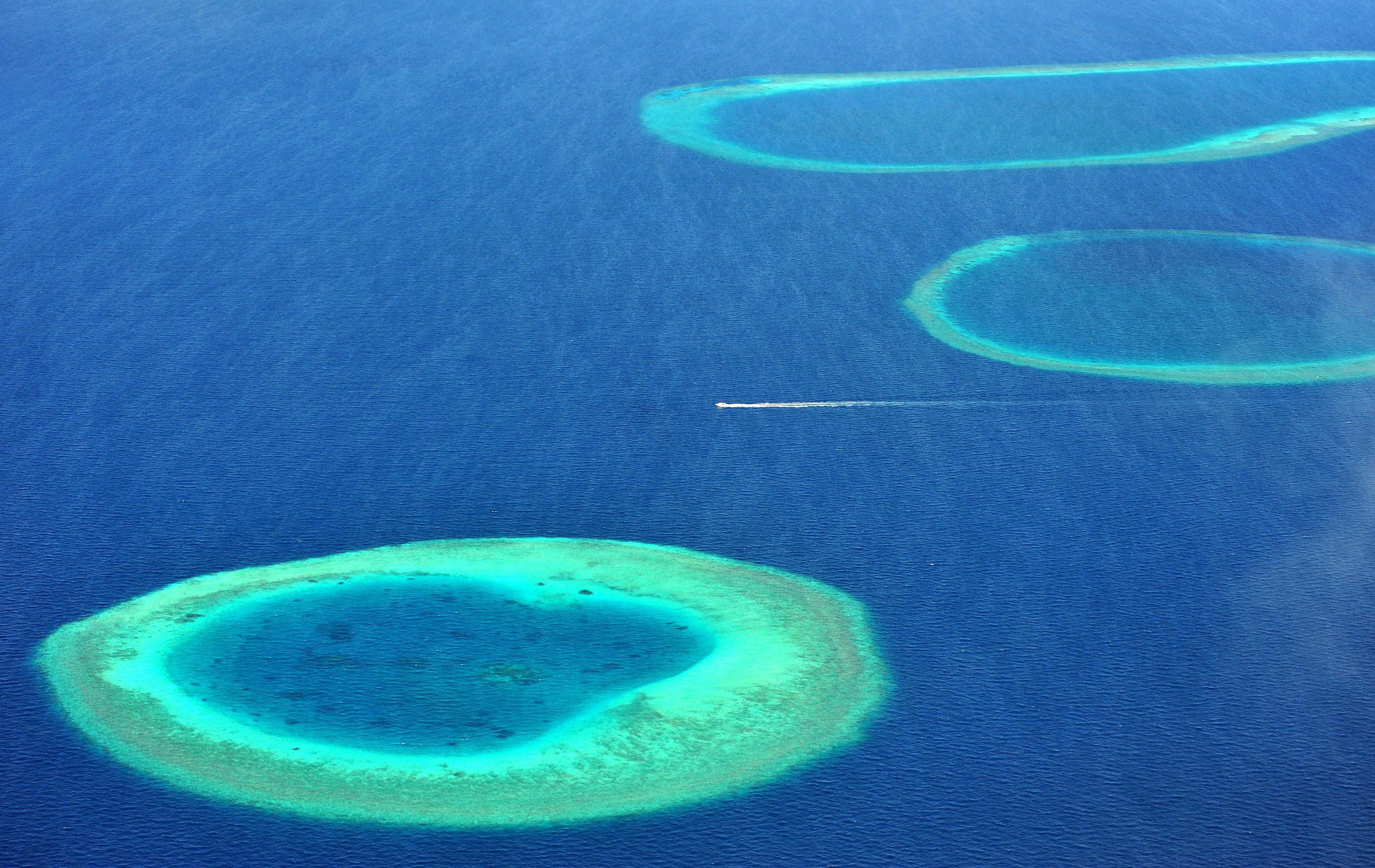 Maldives_Aerial