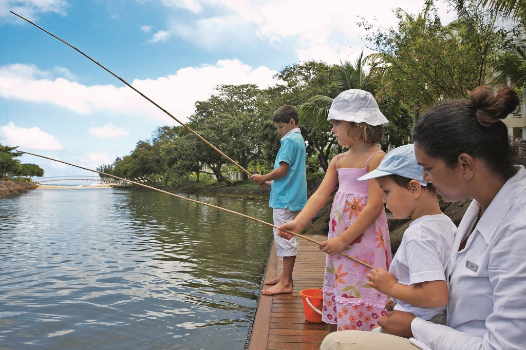 Heritage Le Telfair - Kids Fishing (small)