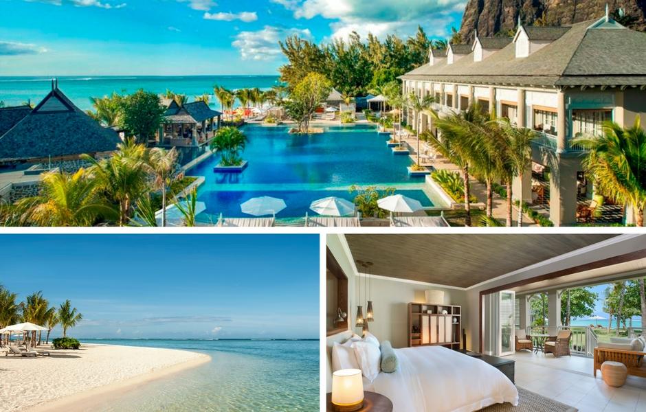 st regis mauritius honeymoon