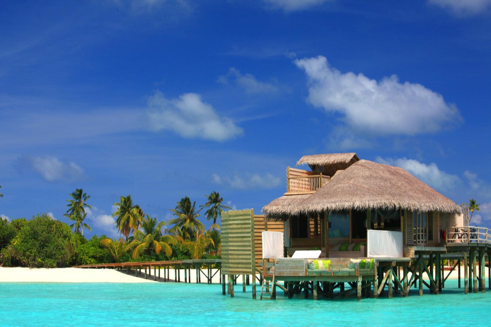 Water Villa (Large)
