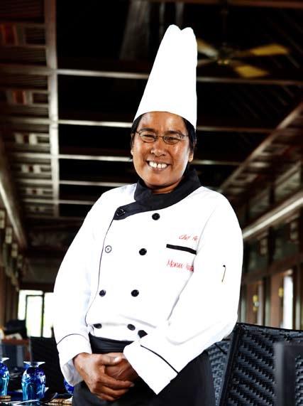 Chef Ann
