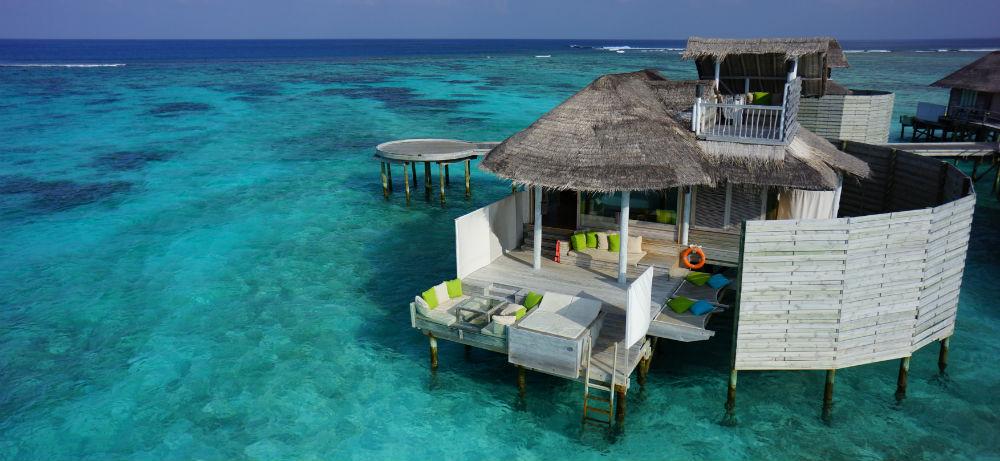 7 Honeymoon Resorts In The Maldives