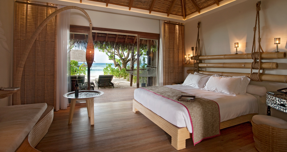 Beach Villa at Constance Moofushi, Maldives, Turquoise Holidays