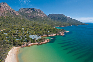 Freycinet Eco Retreats, Tasmania