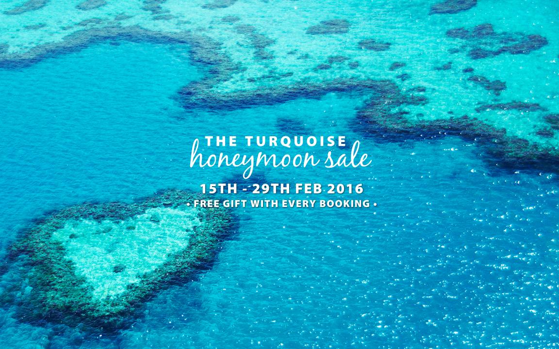 Honeymoon Sale - Turquoise Holidays