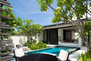 One Bedroom Pool Villa - 1. Alila Villas Uluwatu, Bali