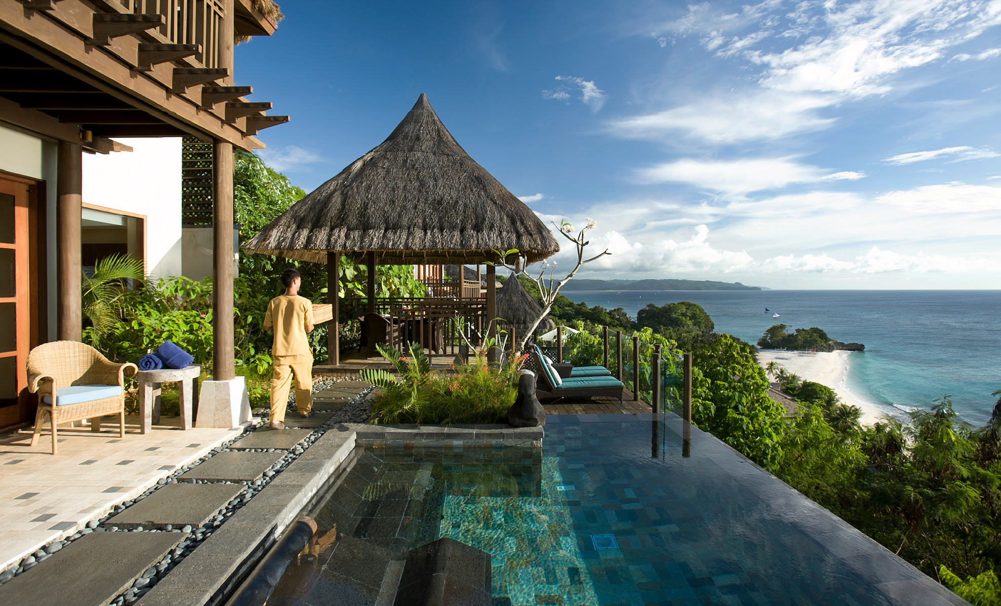 Shangri La Boracay Restaurant Rates