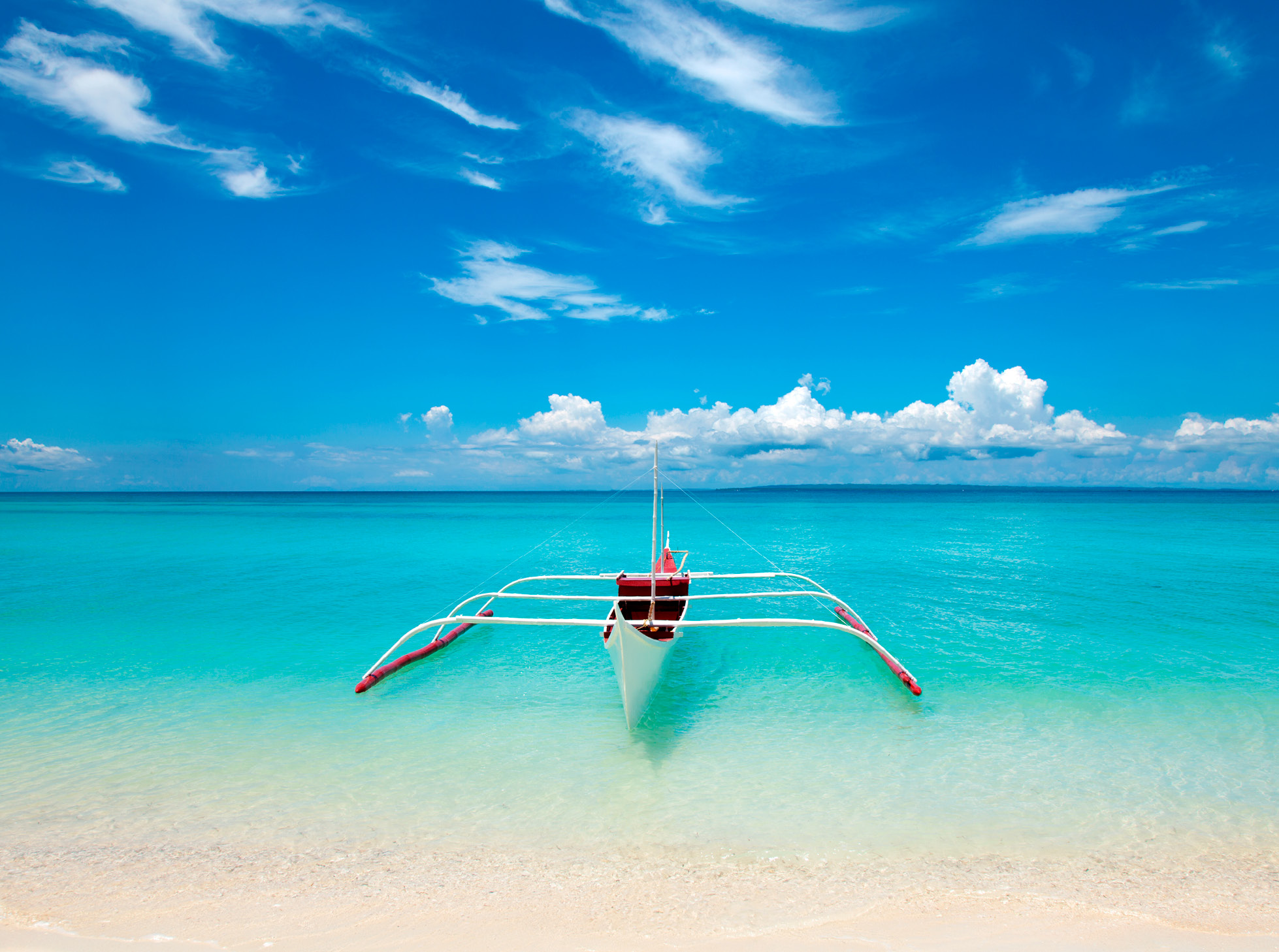 Cebu beach holiday in the philipinnes