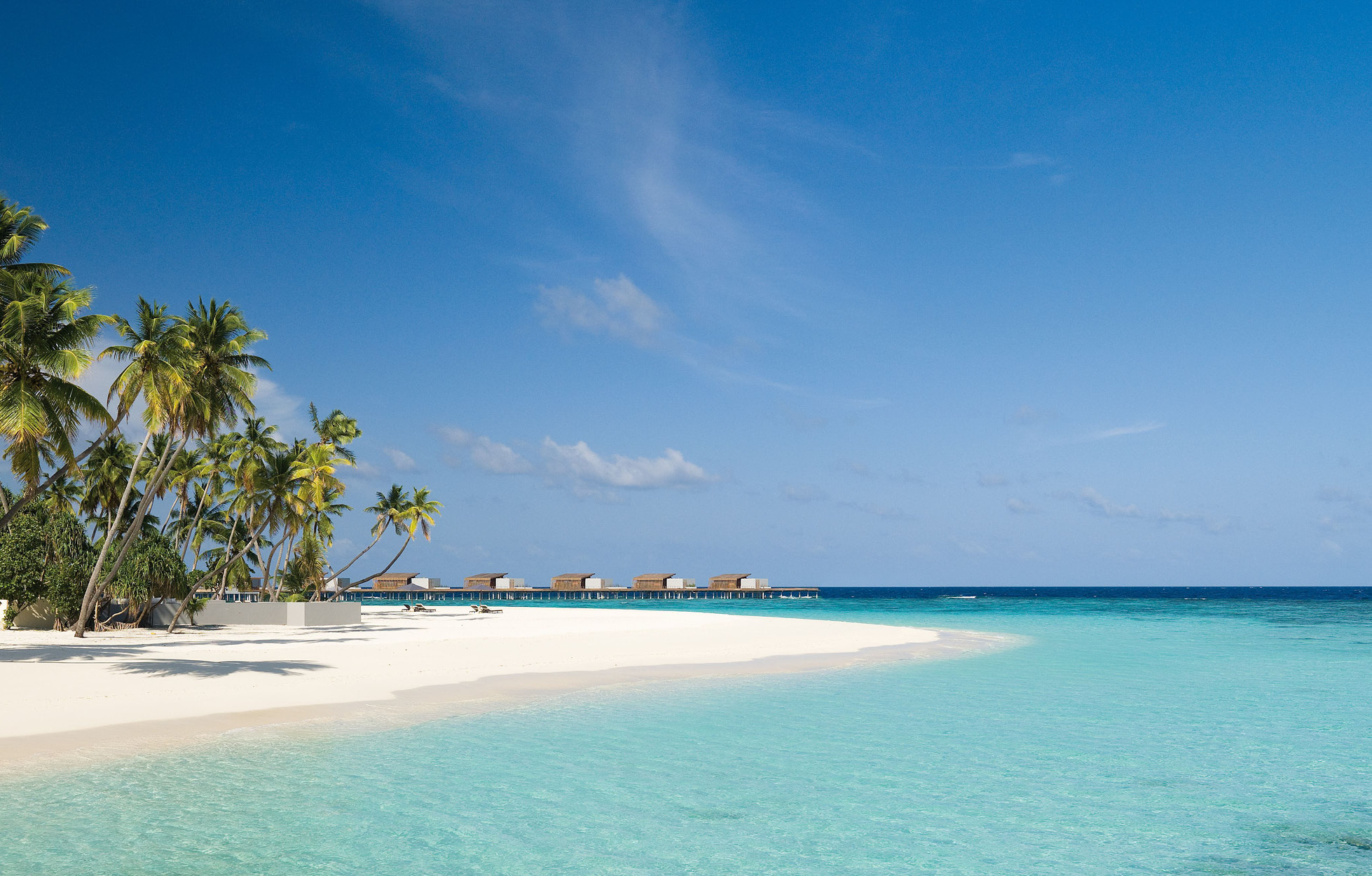Park Hyatt, Maldives Hadahaa beach winter sun destination