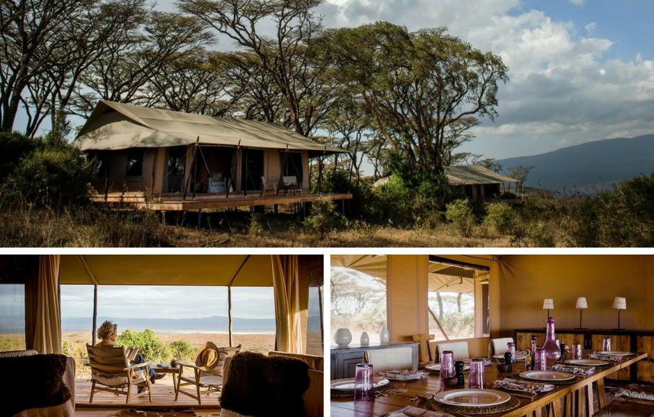Entamanu Ngorongoro Tanzania Safari