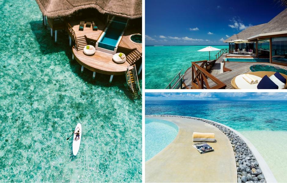Maldives honeymoon per aquum huvafen fushi