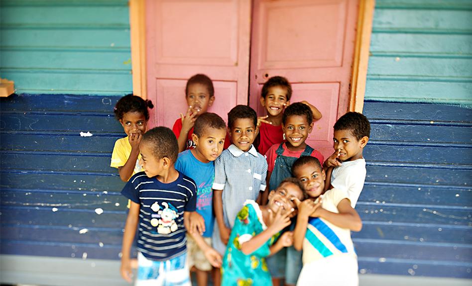 International day of happiness - Fiji