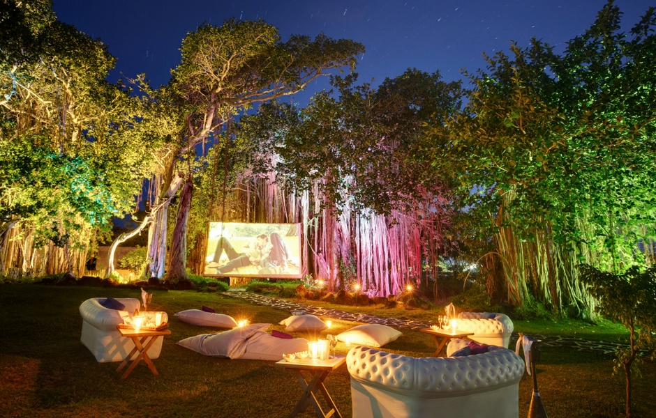 lux al fresco cinema paradiso