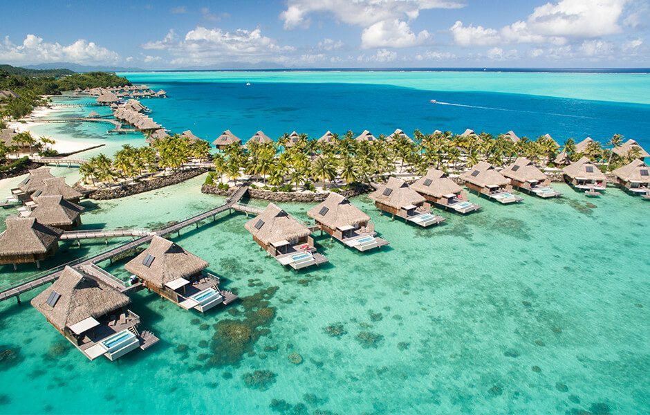 Conrad Bora Bora Nui Overwater Villas With Pool