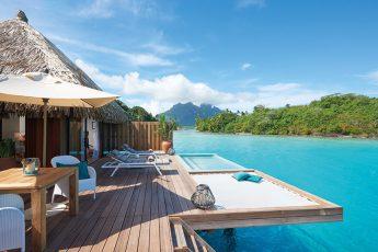 Conrad Bora Bora Nui- Overwater Villa