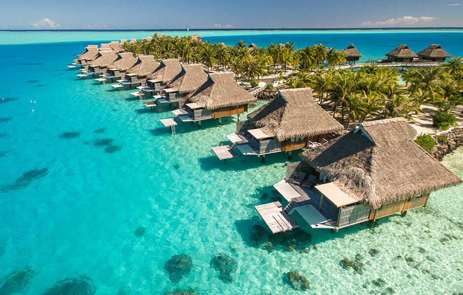 Tahiti S Most Romantic Overwater Bungalows For Honeymooners