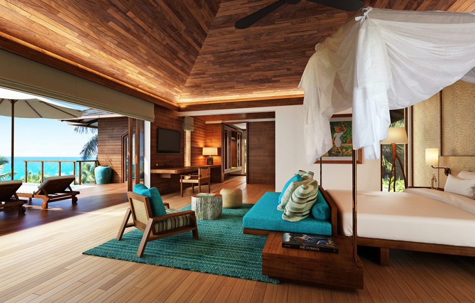 Six Senses Zil Pasyon Bedroom