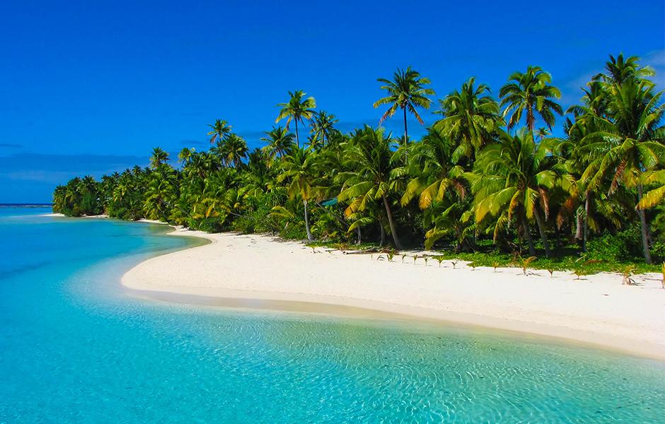 Cook Island Lagoon