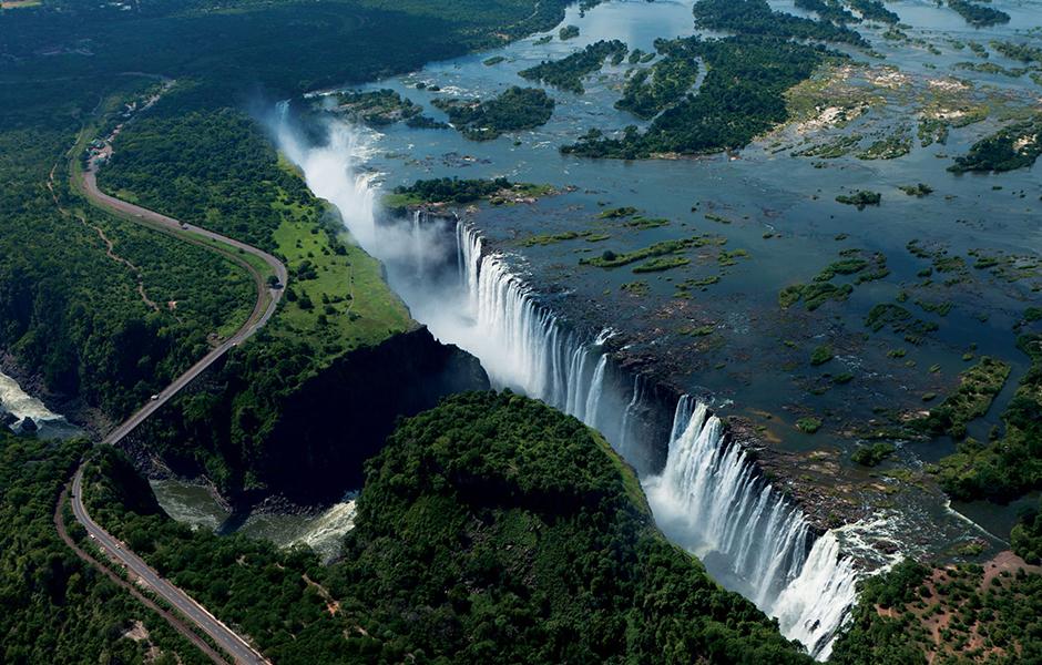 Zambezi River Zambia