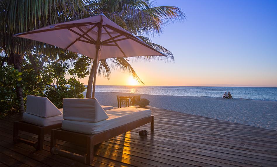 Seychelles Denis Island